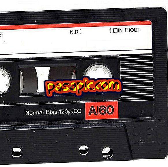 Sådan digitaliserer du Hi8-kassetter