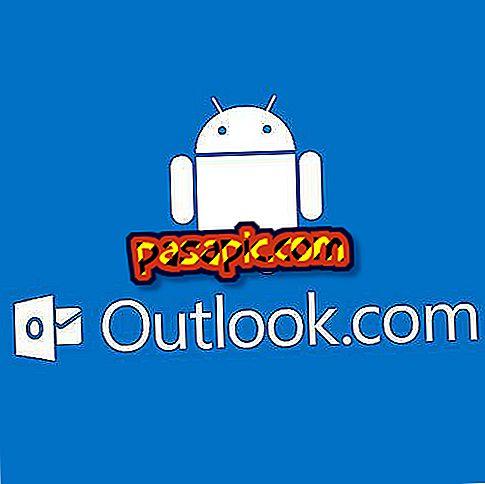 Kuidas pääseda juurde oma Outlooki e-posti aadressile Android - elektroonika