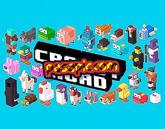 Come ottenere personaggi segreti su Crossy Road - elettronica
