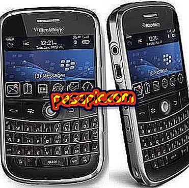 Kako staviti glazbu na Blackberry telefon