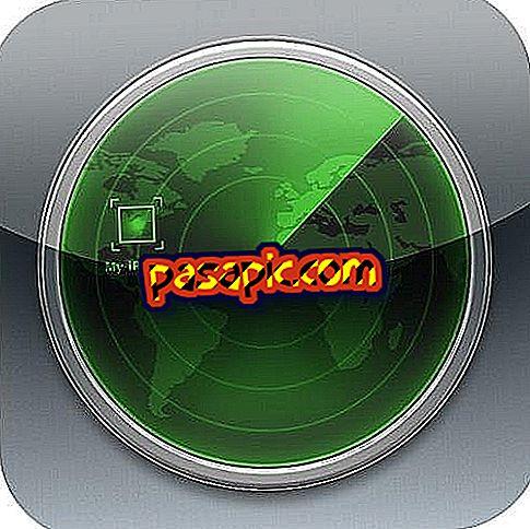 Hvordan finder jeg min iPhone