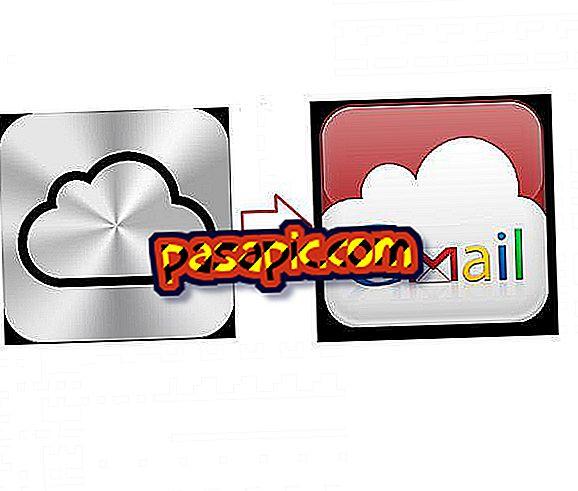 Come esportare i contatti da iCloud a Google Gmail