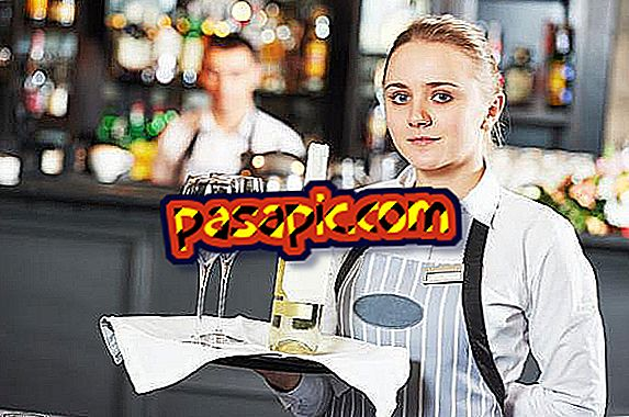 How to be a good waitress