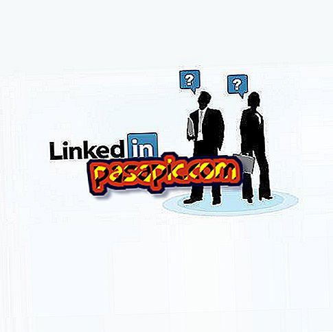 Come impostare LinkedIn per trovare un lavoro