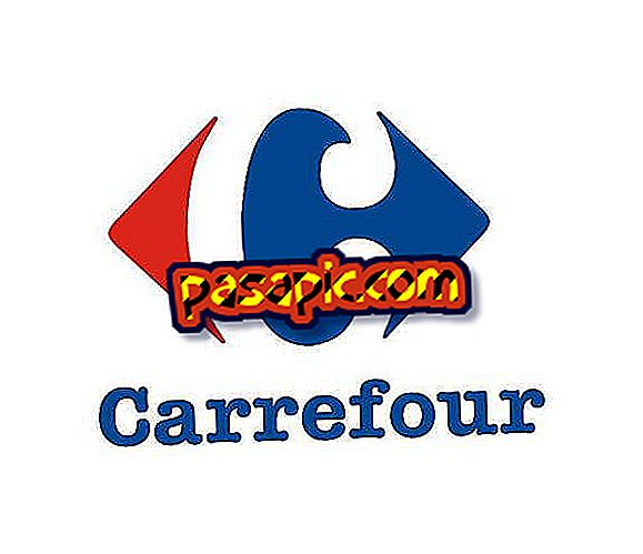 Hogyan kell dolgozni a Carrefourban