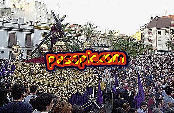 Jakie są najsłynniejsze procesje Andaluzji