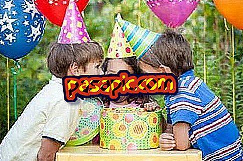 Come festeggiare una festa di compleanno nel parco - feste e celebrazioni