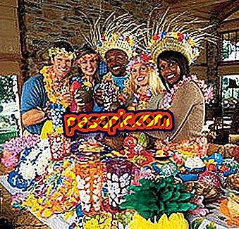 Come decorare una festa in spiaggia - feste e celebrazioni