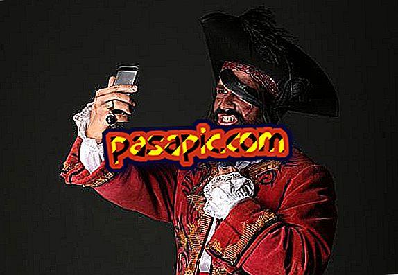 Come vestirsi da pirata