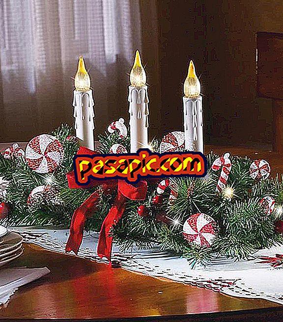क्रिसमस के लिए पुनर्नवीनीकरण शिल्प कैसे करें