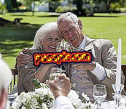 Kaj dati na zlato poroko