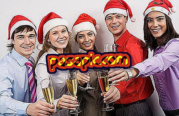 Ideje za posebno družabno božično večerjo