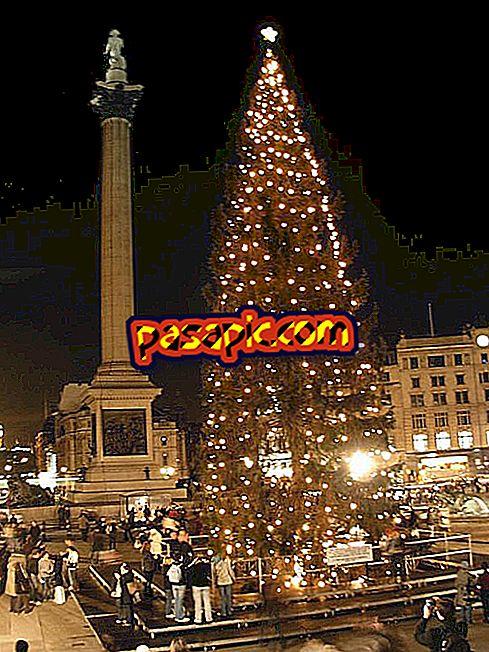 Bagaimana Krismas dirayakan di England