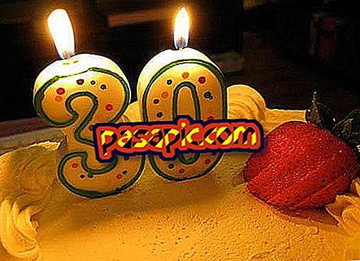Come festeggiare il mio trentesimo compleanno - feste e celebrazioni