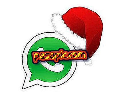 Miten onnitella joulua WhatsAppilla