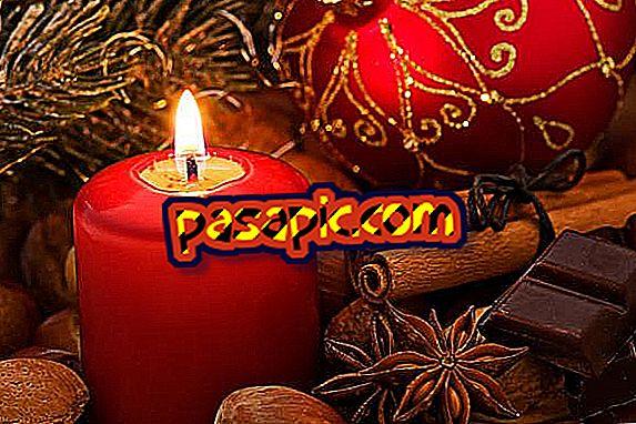 Comment faire des bougies parfumées pour Noël