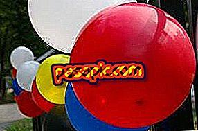 Come decorare una festa con palloncini - feste e celebrazioni