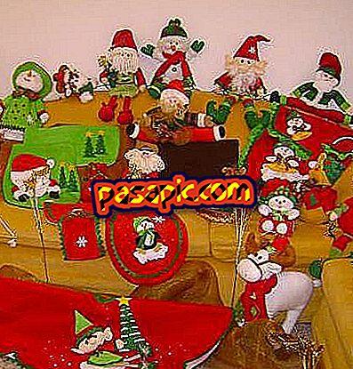 So organisieren Sie Weihnachtsschmuck in Eierbechern