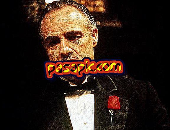 Hoe een Godfather-kostuum te maken
