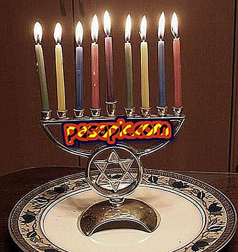 วิธีฉลอง Hanukkah