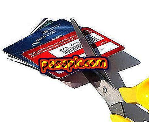 Come cancellare una carta di credito - finanze personali