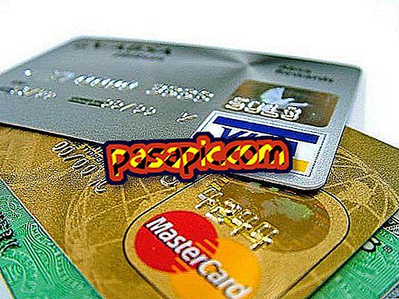 Bagaimana untuk menyimpan perbelanjaan kad kredit - kewangan peribadi
