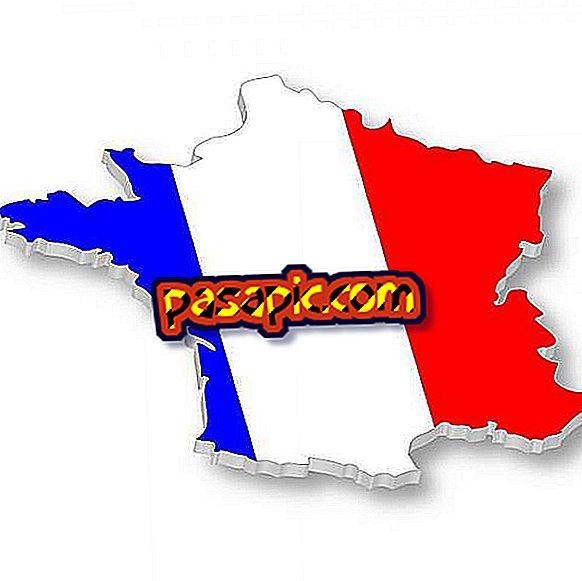 Come imparare i colori in francese - formazione