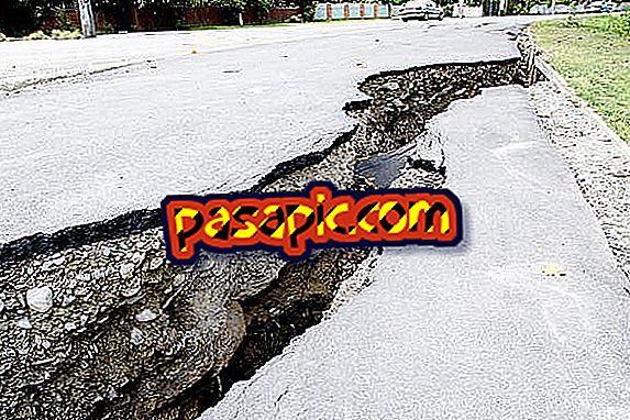 Maavärinad: mis need on, liigid, põhjused ja tagajärjed