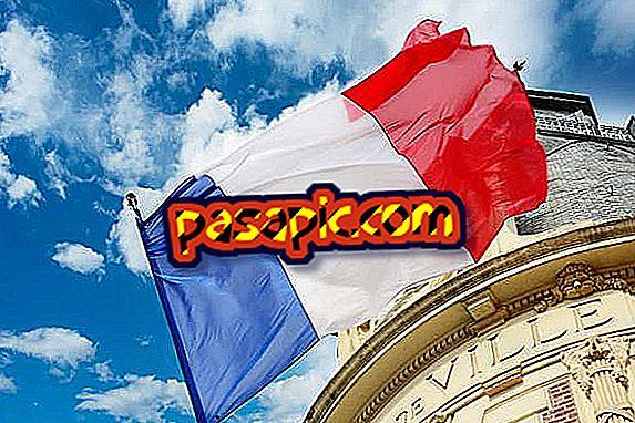 Význam vlajky Francúzska