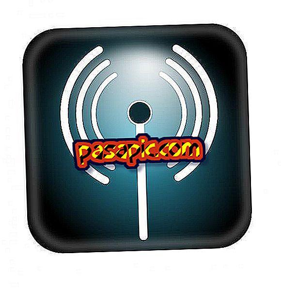 Come digitare Wi-Fi o WiFi