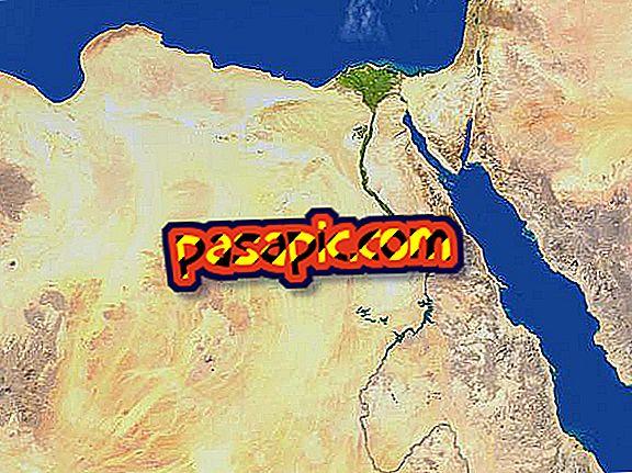 Hvilke land Nilen renner over