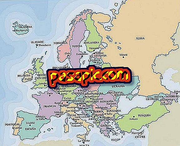 Hva Er Kontinentene