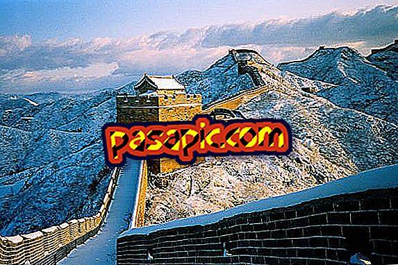 Hvor høy er den kinesiske muren