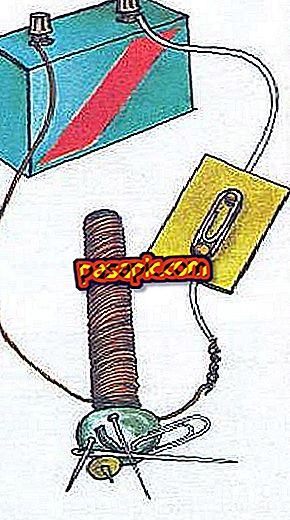 Како направити електро-магнет