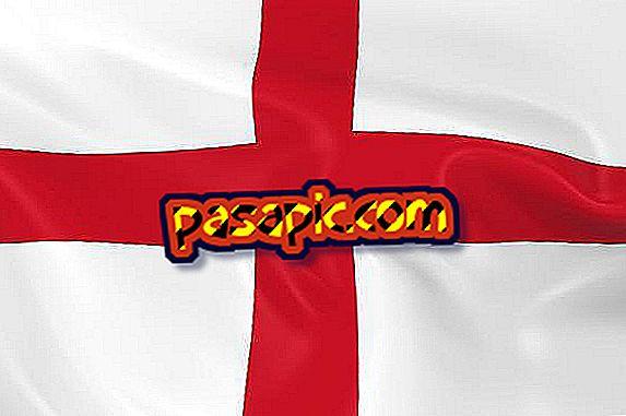 Što znače boje Engleske zastave?