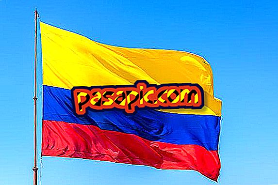 Bedeutung der kolumbianischen Flagge und des Wappens