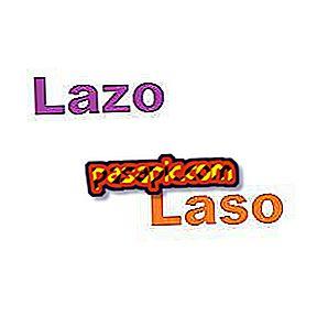 Πώς να γράψετε lasso ή laso