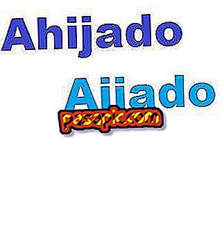 """Kako napisati """"godson"""" ali """"anija"""""""