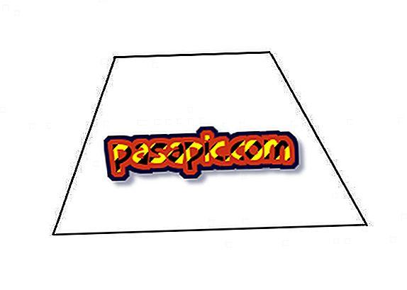 Come calcolare l'area di un trapezio - formazione