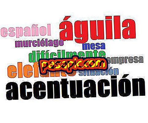 How to accentuate words in Spanish correctly - training