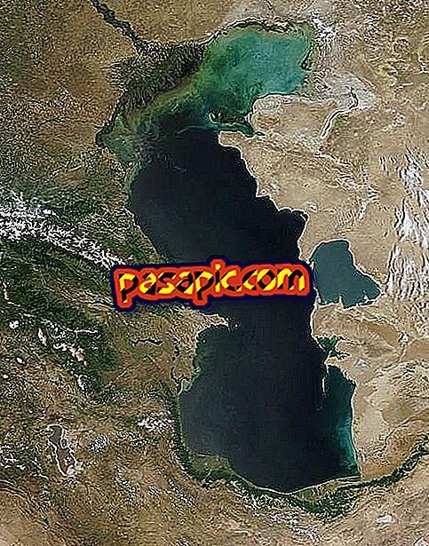 Qual è il più grande lago del mondo