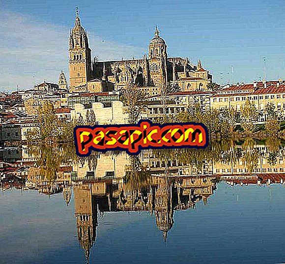 Kako se zove Salamanca