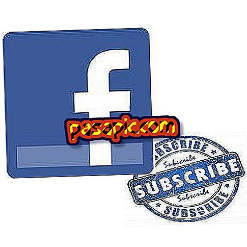 كيف تتحكم في من يشترك في سيرة الفيسبوك الخاصة بي