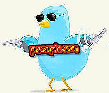 Kā aizsargāt manu Twitter kontu