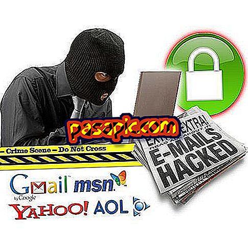 Moje e-poštno sporočilo je bilo ukradeno