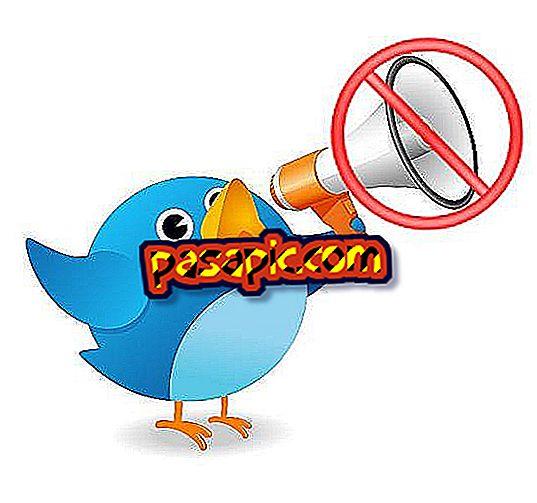 Come bloccare qualcuno su Twitter - Internet