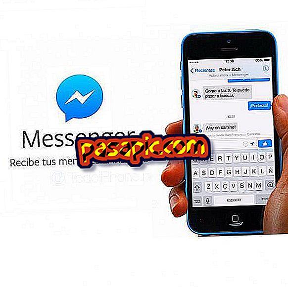iPhoneでFacebookメッセンジャーセッションを閉じる方法