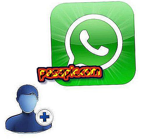 Comment ajouter un contact à WhatsApp