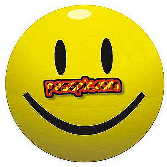 Wie man Smileys auf Facebook oder Messenger macht