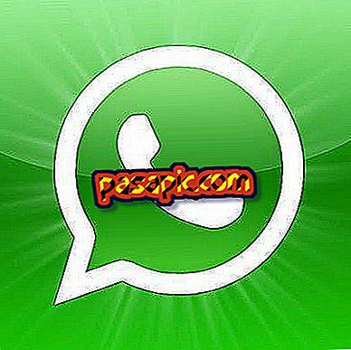 Kuidas muuta iPhone'i WhatsApp-i fondi suurust